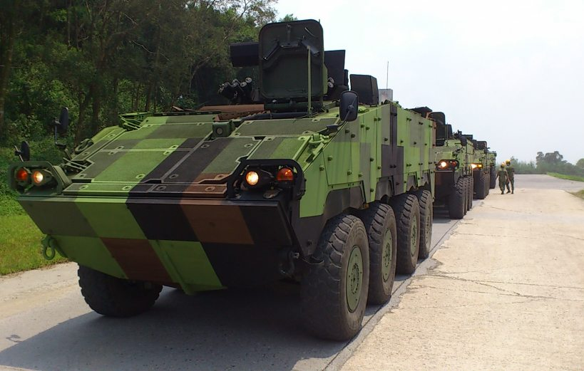台灣步兵戰鬥車(TIFV:Taiwan Infantry Fighting Vehicle)